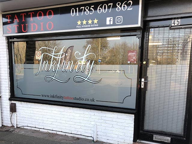 Inkfinity Tattoo Shop